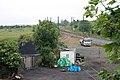 Coal yard at Alnmouth station - geograph.org.uk - 1365969.jpg