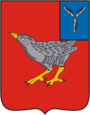 Coat of Arms of Dergachi rayon (Saratov oblast).png