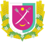 Coat of Arms of Menskiy Raion in Chernihiv Oblast.png