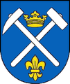Coat of arms of Nová Baňa.png