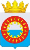 Coat of arms of Zapolyarny Raion of Nenetsia.png