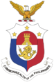 Coat of arms of the Commonwealth of the Philippines.png