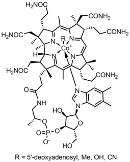 Structural formula graphic representation of a molecular structure