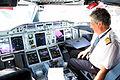 Cockpit of Air France A380 F-HPJC (4942537307).jpg