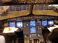 Cockpit of Virgin America Airbus A319-112 N529VA @ SNA 2.jpg