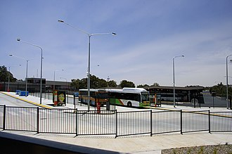 Belconnen, Australian Capital Territory - Cohen Street Bus Station