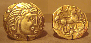 Parisii (Gaul) - Coins of the Parisii (Metropolitan Museum of Art.