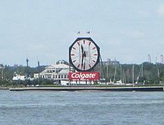Colgate Clock Jersey City Wikipedia