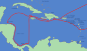 Fourth voyage.