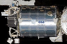 Description de l'image Columbus module - cropped.jpg.