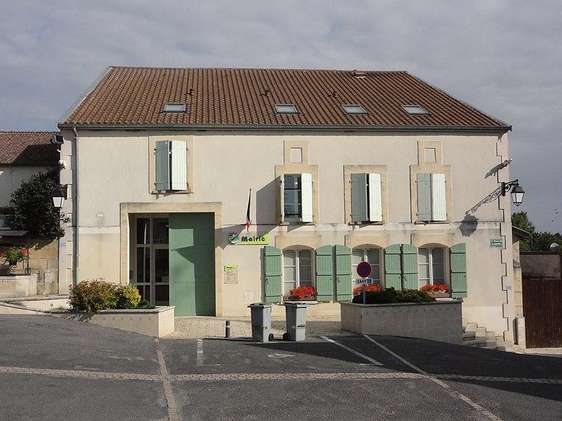 Combles-en-Barrois (Meuse) mairie