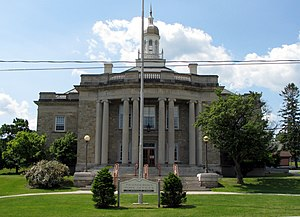 Ticonderoga, New York - Ticonderoga town offices