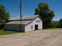 Community Hall - Fort Ransom, North Dakota 6-12-2008.jpg