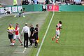 Community Shield 34 - Joel Campbell makes his debut (14698312340).jpg