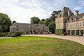 Communs du château de Tocqueville, Tocqueville, France-4.jpg