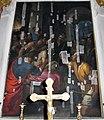 Compagnia del ss. sacramento, calenzano, int., incoronazione di spine del passignano 2.jpg