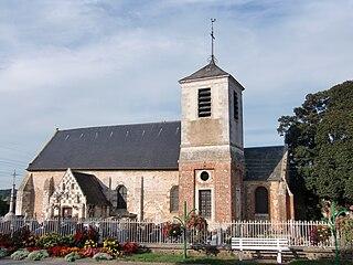 Condé-sur-Risle Commune in Normandy, France