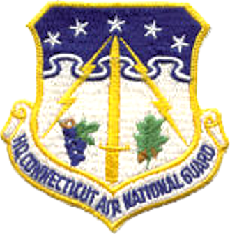 Connecticut Air National Guard - Shield of the Connecticut Air National Guard