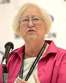 Connie Willis at WonderCon, 2017