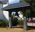 Contrexeville cloche devant la chapelle orthodoxe.jpg