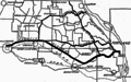 Cornell Road and proposed Pacific Highway alignment 1917.png