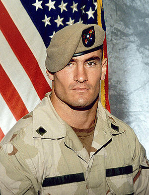 Pat Tillman - Tillman in 2003, as a specialist