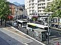 Correspondance des bus STAC à la gare de Chambéry (juin 2017).JPG