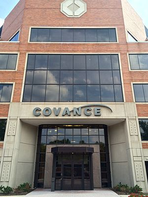 Covance - Headquarters of Covance Inc., Princeton, New Jersey