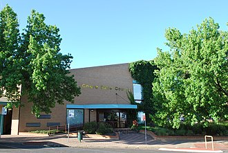Cowra Shire - Shire offices in Cowra