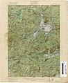 Cranberry Lake New York USGS topo map 1919.jpg
