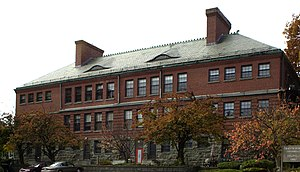 Cranch School - Image: Cranch School Quincy MA 01