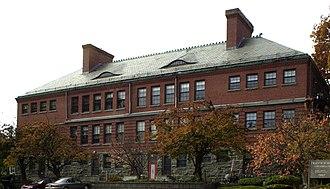 Cranch School - Image: Cranch School Quincy MA 01
