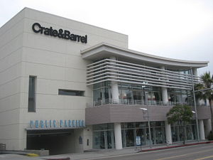 Crate & Barrel - Image: Crate&Barrel Bev Hills