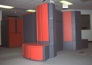 Cray Y-MP - Cray Y-MP Model D at NASA Center for Computational Sciences, GSFC