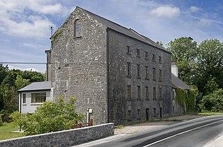 Cregg Mill