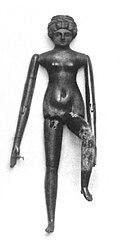 Crepereia Tryphaena's doll