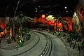 Cretaceous Period - Dark Ride - Science Exploration Hall - Science City - Kolkata 2016-02-22 0247.JPG
