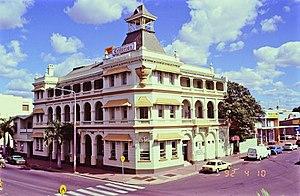 Criterion Hotel, Rockhampton - Criterion Hotel, 1992