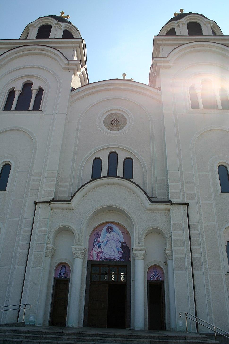 Crkva vasksnja Hristovog, Valjevo 003
