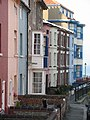 Cromer, Brunswick Terrace from the top of The Gangway - geograph.org.uk - 1409647.jpg