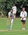 Crouch End CC v North London CC at Crouch End, Haringey London 24.jpg