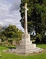 Cuckfield War Memorial - geograph.org.uk - 1018235.jpg
