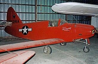 Blakesburg, Iowa - Culver PQ-14 at Airpower Museum near Blakesburg