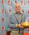 Curtis Jordan Golden Football (NFL Superbowl 50th Anniversary).jpeg