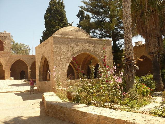 Монастырь Айя Напа. Кипр