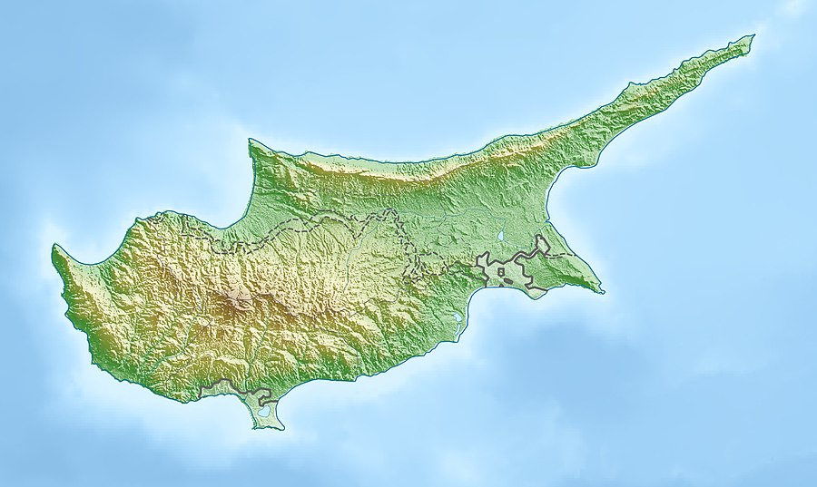 Mazi, Cyprus