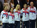 Czech Republic Fed Cup team World Final 2016.jpg