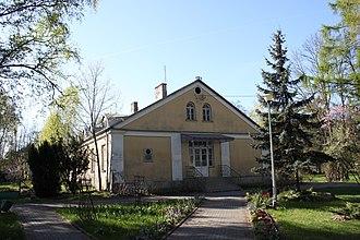 Mikalojus Konstantinas Čiurlionis - Place of Čiurlionis death – Red Manor in Marki, Poland.