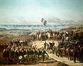 Débarquement de l'armée française à Old-Port (Crimée), 14 septembre 1854 (by Félix-Joseph Barrias).jpg