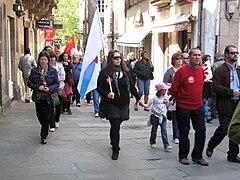 Día do traballo. Santiago de Compostela 2009 51.jpg